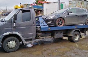 Автомобильный эвакуатор по Самарской области