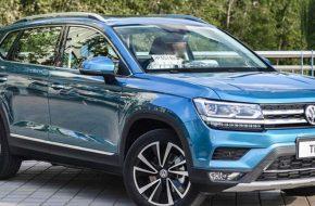 В РФ намечается начало выпуска Volkswagen Tharu