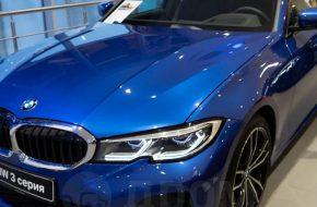 Преимущества BMW 3