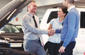 Покупка авто у официального дилера