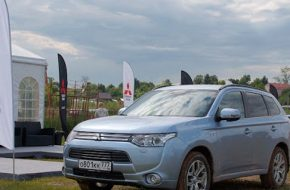 Правильное обустройство автомобиля марки Mitsubishi